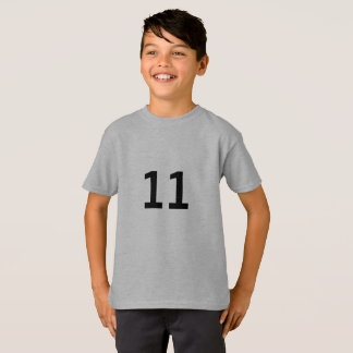 Boys Sport T-shirt Personalized