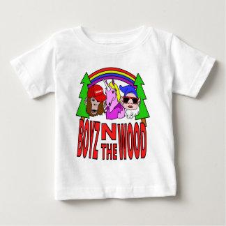 Boyz In The Wood Baby T-Shirt