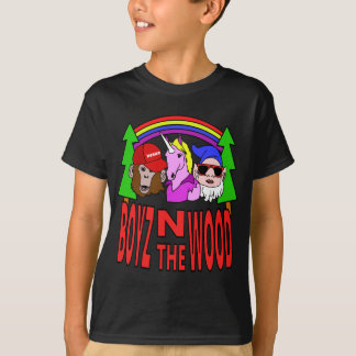 Boyz In The Wood T-Shirt