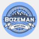Bozeman Logo Stickers