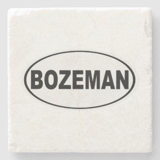 Bozeman Montana Stone Coaster