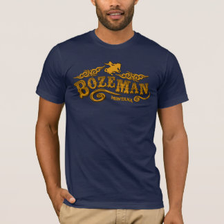 Bozeman Saloon T-Shirt