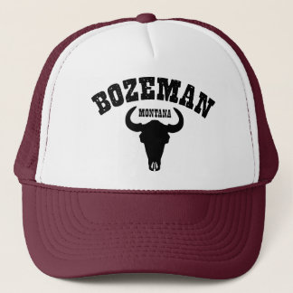 Bozeman Steer Trucker Hat