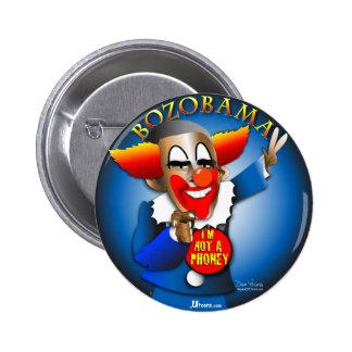 Bozobama 6 Cm Round Badge