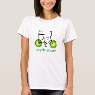 BP Bicycle Power Ladies Spaghetti Top (Fitted)