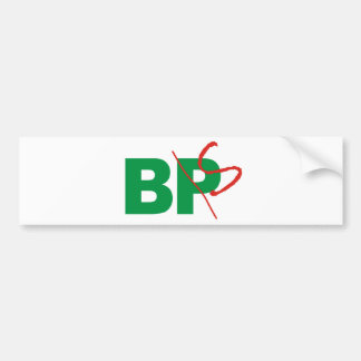 BP -> BS BUMPER STICKER