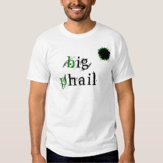BP oil big phail T-shirt
