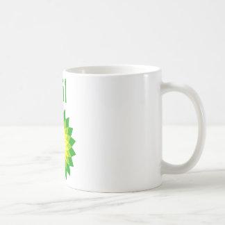 BP Oil Spill Fail Logo Coffee Mugs