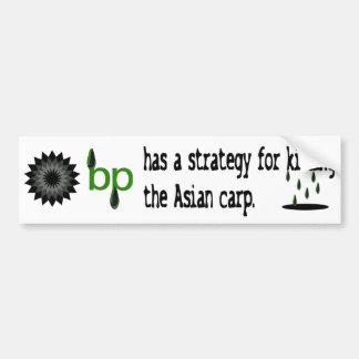 bp strategy bumpersticker bumper sticker