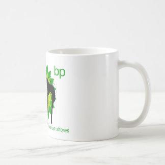 BP we're bringing oil to american shores Coffee Mug