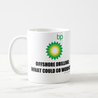 BP worng Coffee Mug