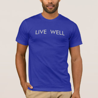 BPB Live Well Tshirt