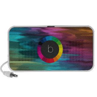 bPlay audio On box Travel Speaker