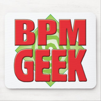 BPM Geek v2 Mousepad