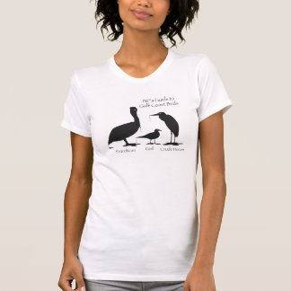 BP's Field Guide to Gulf Coast Birds T-Shirt