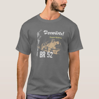 BR 52 German National Railroad GDR T-Shirt