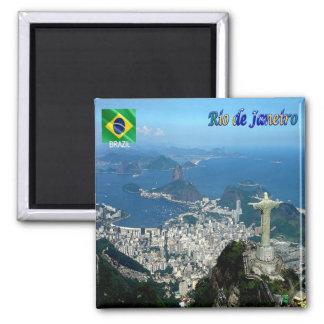 BR - Brazil - Rio de Janeiro Magnet