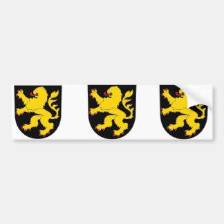 Brabant, Belgium Bumper Sticker