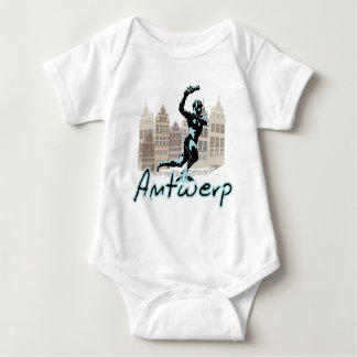 Brabo Antwerp Baby Bodysuit