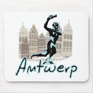 Brabo Antwerp Mouse Pad