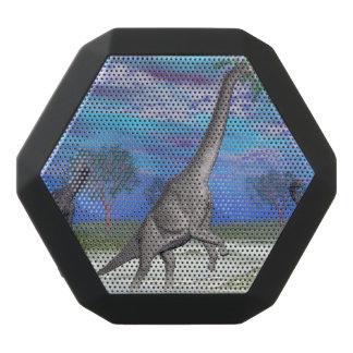Brachiosaurus dinosaur eating - 3D render
