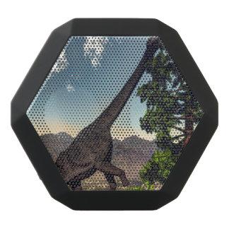 Brachiosaurus dinosaur eating wollomia pine
