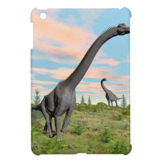 Brachiosaurus dinosaurs - 3D render Case For The iPad Mini