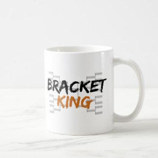 Bracket King College Basketball Coffee Mug