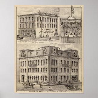 Brackett's Block, Minnesota Posters