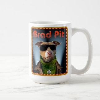 Brad Pit Mug