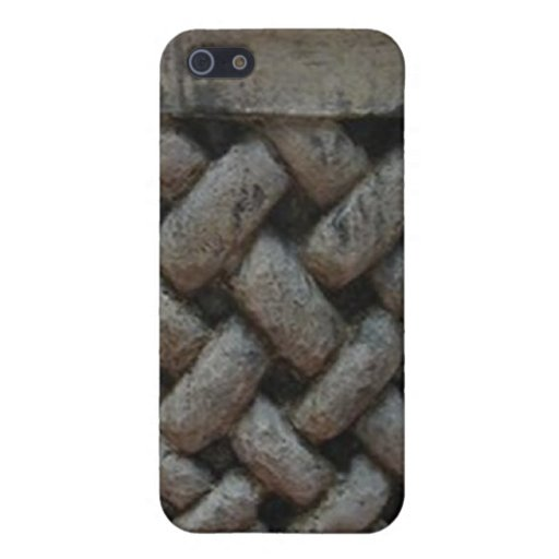 Braded Cement Cover For iPhone 5