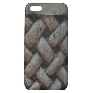 Braded Cement iPhone 5C Cases