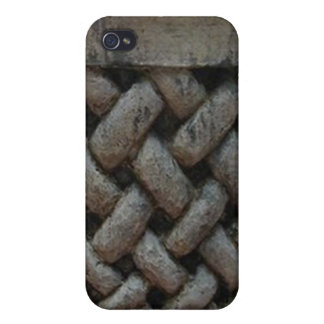 Braded Cement iPhone 4/4S Covers