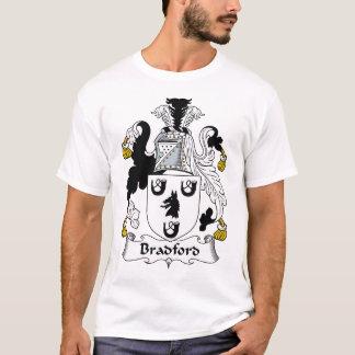 Bradford Family Crest T-Shirt