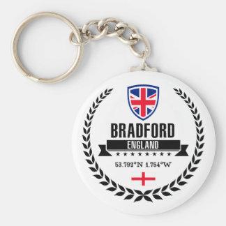 Bradford Key Ring