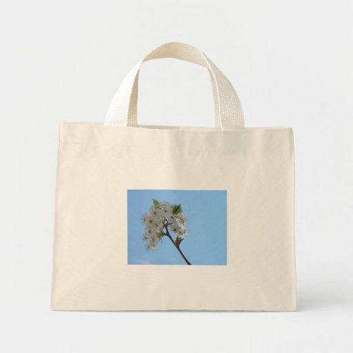Bradford Pear Tree Canvas Bag