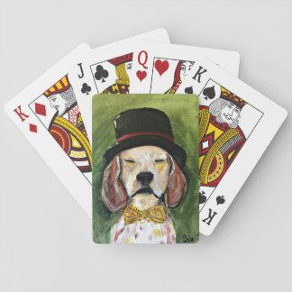Bradley Barkford, Duke of Houndsville Playing Card