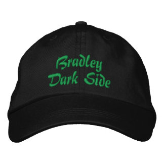 Bradley Dark Side Embroidered Hats