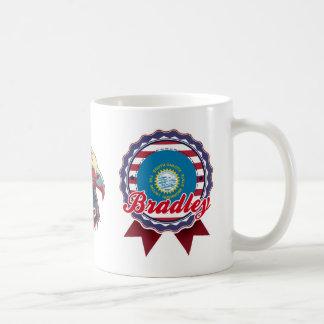 Bradley, SD Coffee Mug