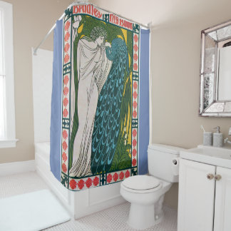 bradley shower curtain