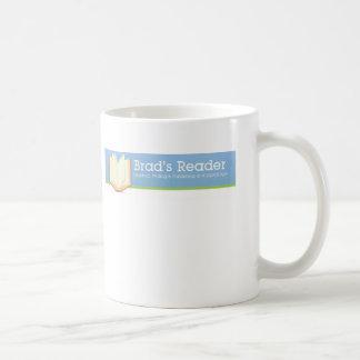 Brad's Reader Coffee Mug