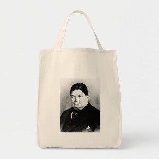 Brady - Diamond Jim / Playboy Financier Tote Bag
