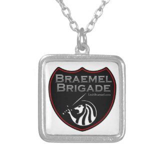 Braemel Brigade Logo Custom Jewelry