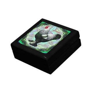 Brahma:  Fancy Dark Rooster Gift Box