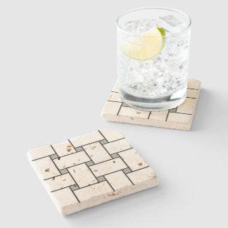 Braided Stone Beverage Coaster