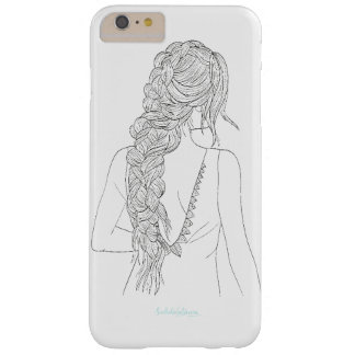 BRAIDGIRL BARELY THERE iPhone 6 PLUS CASE