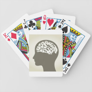 Brain5 Bicycle Playing Cards