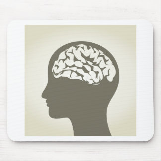 Brain5 Mouse Pad