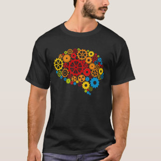 brain ace gears T-Shirt