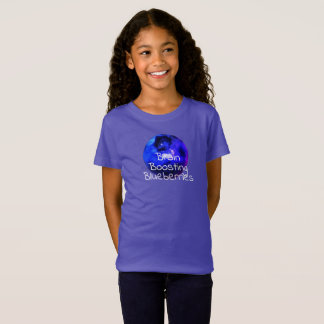 Brain Boosting Blueberries T-shirt